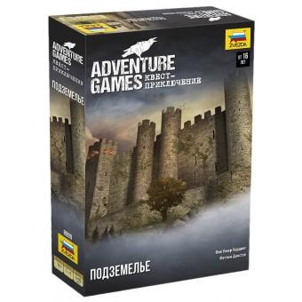 настольная игра Adventure Games. Подземелье