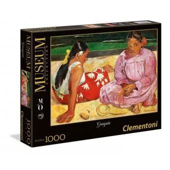 Пазл Trefl 1000 деталей П. Гоген: Таитянские женщины на пляже