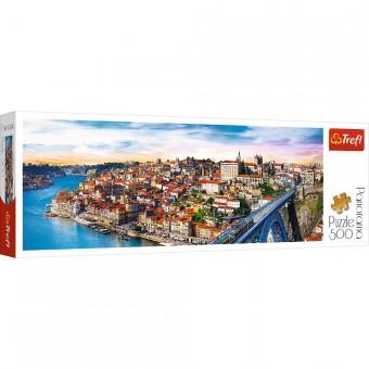 Пазл Trefl 500 деталей Порто. Португалия