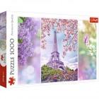 Пазл Trefl 1000 деталей Весна в Париже