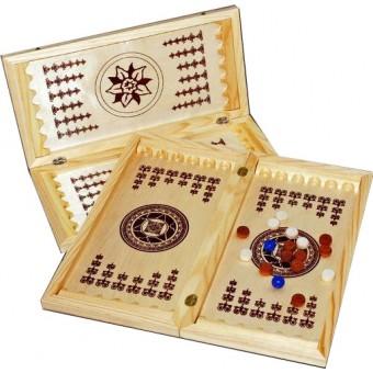 настольная игра Нарды малые 290х145х35