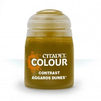 Баночка с краской Contrast: Aggaros Dunes / Дюны Аггарос (18 мл.)