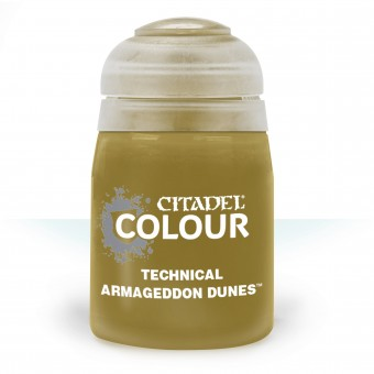 Баночка с краской Technical: Armageddon Dunes / Дюны Армагеддона (24 мл.)