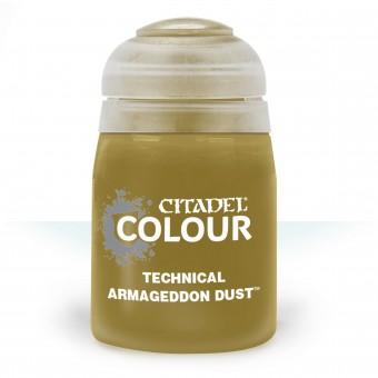 Баночка с краской Technical: Armageddon Dust / Пыль Армагеддона (24 мл.)