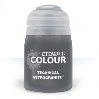 Баночка с краской Technical: Astrogranite / Астрогранит (24 мл.)