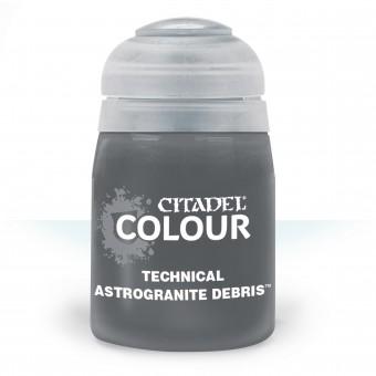 Баночка с краской Technical: Astrogranite Debris / Обломки Астрогранит (24 мл.)