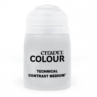 Баночка с краской Technical: Contrast Medium / Контраст Медиум (24 мл.)