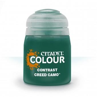 Баночка с краской Contrast: Creed Camo / Камуфляж Кредо (18 мл.)