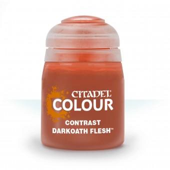Баночка с краской Contrast: Darkoath Flesh / Плоть Темной Клятвы (18 мл.)