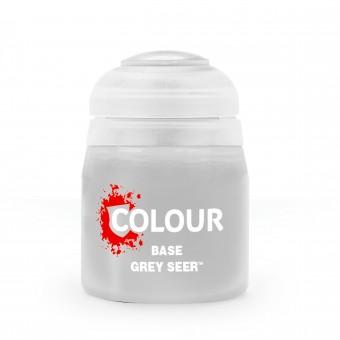 Баночка с краской Base: Grey Seer / Серый Провидец (12 мл.)