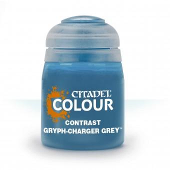 Баночка с краской Contrast: Gryph-Charger Grey / Серый Гриф-Чарджер (18 мл.)