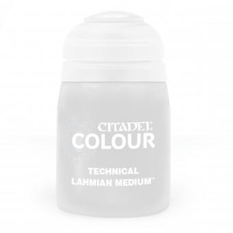 Баночка с краской Technical: Lahmian Medium / Ламиан Медиум (24 мл.)