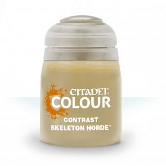 Баночка с краской Contrast: Skeleton Horde / Орда Скелетов (18 мл.)