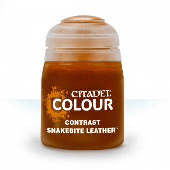 Баночка с краской Contrast: Snakebite Leather / Укушенная Змеей Кожа (18 мл.)
