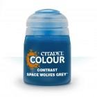 Баночка с краской Contrast: Space Wolves Grey / Серый Космических Волков (18 мл.)