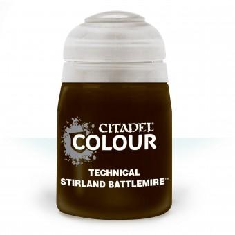 Баночка с краской Technical: Stirland Battlemire / Стирленд Грязь Битвы (24 мл.)