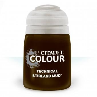 Баночка с краской Technical: Stirland Mud / Стирленд Грязь (24 мл.)