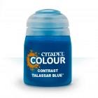 Баночка с краской Contrast: Talassar Blue / Талассар Голубой (18 мл.)