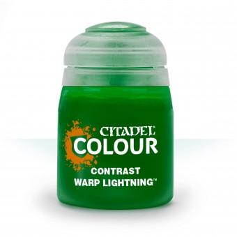Баночка с краской Contrast: Warp Lightning / Сияние Варпа (18 мл.)