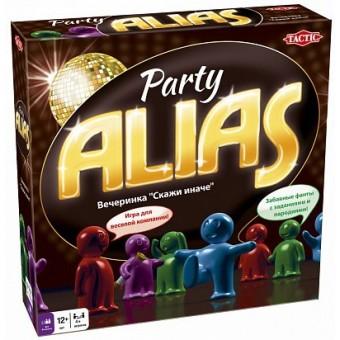 настольная игра Элиас (Скажи иначе): Вечеринка - 2  / Alias Party - 2