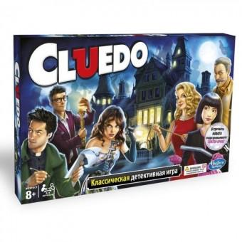 настольная игра Клюедо / Cluedo (новая версия)