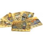Набор счетчиков уровней для игры Манчкин: Манчкин Зомби (желтый)