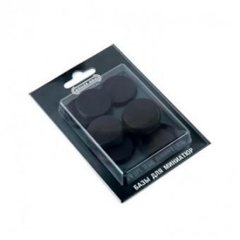 Круглые подставки для миниатюр Stuff Pro 32 мм х 10