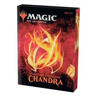 MTG. 2020. Набор Signature Spellbook: Chandra (на английском языке)