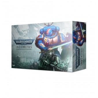 Warhammer 40000: Indomitus (на английском языке)
