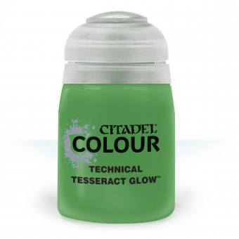 Баночка с краской Technical: Tesseract Glow / Свет Тессеракта (18 мл.)