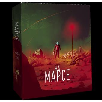 настольная игра На Марсе
