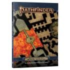 """настольная игра Pathfinder. Большое игровое поле """"Древние подземелья"""""""