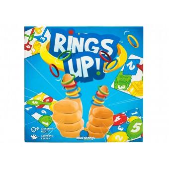 настольная игра Разноцветные колечки / Rings Up