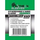 Протекторы Pantheon Sleeves Standart Card Game Hermes (63.5 x 88 мм., 110 шт.)