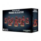 Blood Angels Primaris Hellblasters / Адские взрыватели Кровавых ангелов