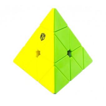 Головоломка Пирамида QiYi MoFangGe X-men Bell Pyraminx