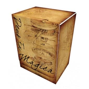 Коробочка Legion Deus Ex Magica Deckbox (пластиковая, на 80+ карт)