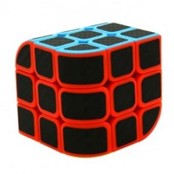 Головоломка 3x3 Z-Cube Carbon Fiber Penrose