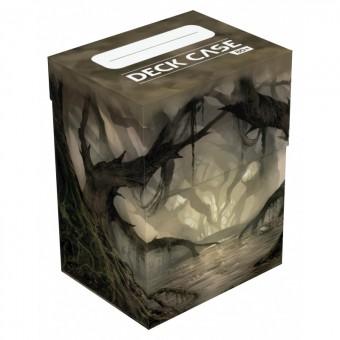 Коробочка Ultimate Guard (пластиковая, на 80+ карт): Болота