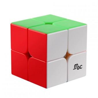 Головоломка Кубик 2x2 YJ MoYu MGC Magnetic