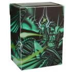 Коробочка Dragon Shield, пластиковая на 80+ карт (Mint Arado)