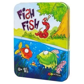 настольная игра Рыбки / Fish Fish