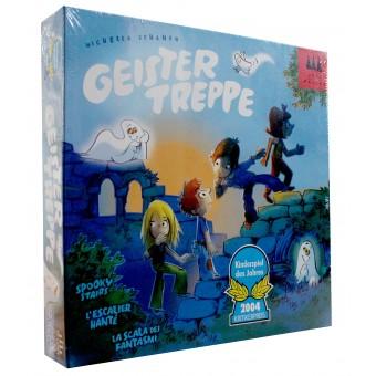 настольная игра Лестница с Привидениями / Geistertreppe
