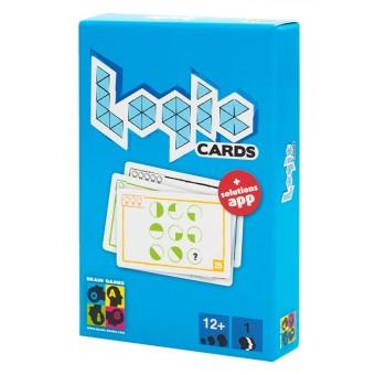 настольная игра Логические карточки 1