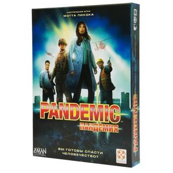 настольная игра Пандемия / Pandemic