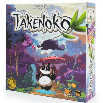 Настольная игра Takenoko