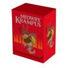 Коробочка Legion Krampus Deck Box (пластиковая, на 80+ карт)