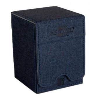 Коробочка Blackfire Convertible Premium Deck Box Single Vertical (на 100+ карт): синяя
