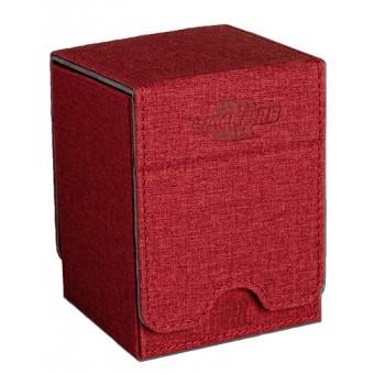Коробочка Blackfire Convertible Premium Deck Box Single Vertical (на 100+ карт): красная