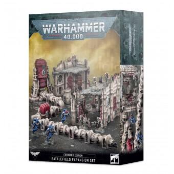 Warhammer 40000 Command Edition. Battlefield Expansion Set
